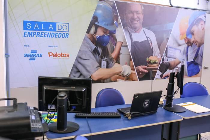 imagem: Pelotas conquista selo Diamante para a Sala do Empreendedor